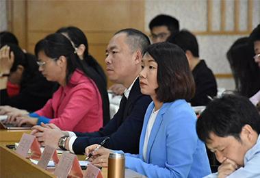 朝阳律协民事业务研究会秘书长曹晓静律师组织参加活动